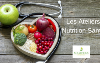 Atelier Nutrition Santé