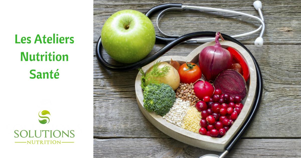 Les clés de la nutrition santé durable
